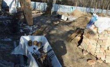 Останки евреев, обнаруженные при строительстве торгового центра в Днепропетровске, будут перезахоронены (ФОТО)