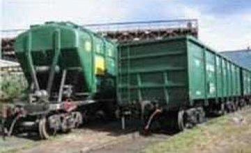 «Днепровагонмаш» произвел 222 вагона с начала 2008 года