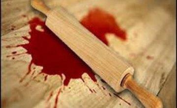 Житель Днепропетровской области до смерти забил собутыльницу скалкой