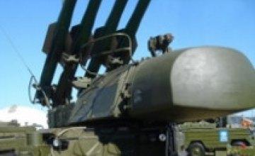 В Днепропетровской области проходят широкомасштабные учения с боевой стрельбой