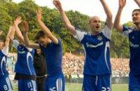 ФК «Динамо» досрочно стал чемпионом Украины