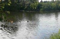 В Днепре на Фрунзенском канале утонул мужчина (ФОТО)