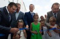 Александр Вилкул вручил ключи 65 семьям, получившим жилье в новостройке
