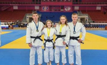Дніпровські спортсмени здобули «золото» на чемпіонаті України з дзюдо