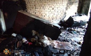 На Днепропетровщине горела пятиэтажка: пятеро пострадавших