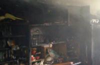 В Днепре на ул. Каверина горела многоэтажка: погибла пенсионерка