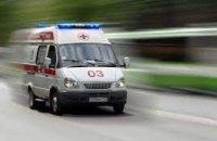 В Никополе женщина под действием таблеток  напала на врачей «скорой»
