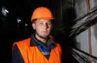 У Дніпровському метрополітені капітально ремонтують тунельний водогін