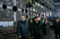 Президент АО «НКМЗ» Георгий Скударь: Те идеи, которые озвучивает сегодня Вилкул, для нас близки, понятны и мы их поддерживаем