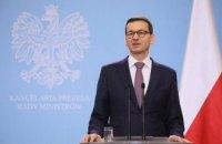 В Польше объявили режим эпидемии из-за коронавируса