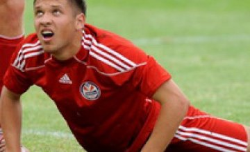 «Днепр» на 3 месяца взял в аренду латвийского футболиста