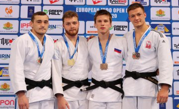 Днепрянин Геворг Хачатрян завоевал серебро на Кубке Европы по дзюдо «European Open»