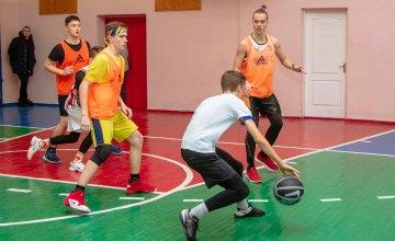 В Днепре состоялся финал городских соревнований по баскетболу 3х3