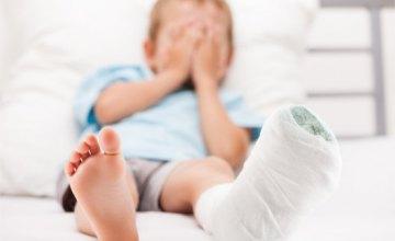 За 2017 год в травмпункт областной детской больницы в Днепре поступило 26 тыс. детей