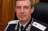Начальнику Днепропетровского областного Управления милиции присвоили звание «Заслуженный юрист Украины»