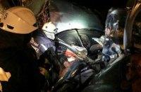 В страшном ночном ДТП под Днепром погибло 4 подростков (ФОТО)