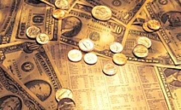 В апреле Нацбанк сократил продажи долларов на 12%