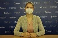 В больницах Днепра 30% коек заполнено больными COVID-19