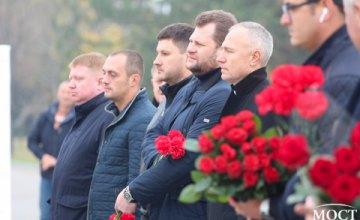 Делегация «ОП - За Життя» из Павлограда, Каменского и Новомосковска приняла участие в акции памяти в Днепре