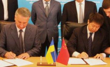 Китайцы обещают построить первую очередь метро в Днепропетровске за 18 месяцев