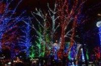 Новая энергосберегающая елка станет украшением новогодних праздников Днепропетровщины, - Валентин Резниченко