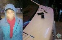 В Кривом Роге двое парней напали на мужчину, чтобы отобрать у него iPhone