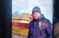На Днепропетровщине автоворы - неудачники попались на горячем (ФОТО)