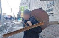 В Днепре полицейские задержали расхитителей коммунального имущества