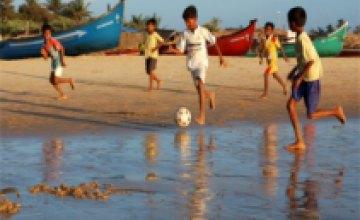 В июне Днепропетровская команда будет участвовать в премьер лиге по пляжному футболу