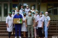 Ваша работа бесценна: Мгер Куюмчян передал медикам Областного перинатального центра современное оборудование, купленное за личные средства
