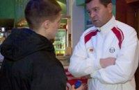 Сборная Монако по теннису замерзла в Днепропетровске и ожидает напряженного поединка с украинской командой
