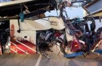 В автокатастрофе в Швейцарии погибли 22 ребенка