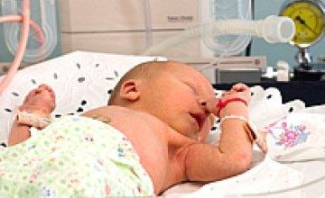 Рождаемость 2008 года в Днепропетровской области превысила показатели 2007 года на 2,871 тыс.