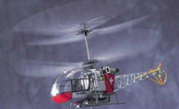 Для оперативного спасения жителей Днепропетровск обзавелся 2-мя вертолетами