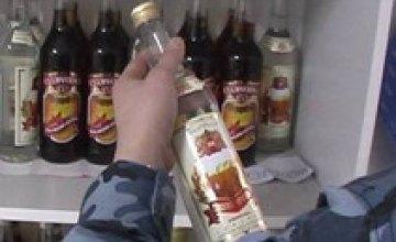 Милиция: «В АНД и Индустриальном районах Днепропетровска алкоголь продается по первому требованию подростков»