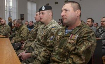 В металлургической академии Днепра с Днем студента поздравили АТОшников (ФОТОРЕПОРТАЖ)
