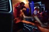 На Днепропетровщине случился пожар в частном доме: есть пострадавшие