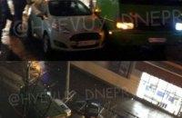 В центре Днепра затруднено движение: на ул. Европейской столкнулись автобус и легковушка, - СМИ