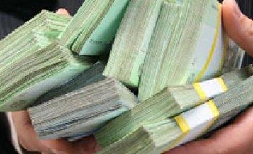 Задолженность по зарплате в Днепропетровской области сократилась на 15%, – облстат