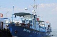 В Украине проверять все плавсредства из-за катастрофы катера «Иволга»
