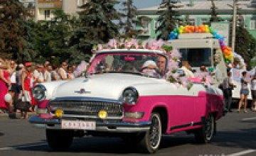 Празднование Дня молодежи обойдется Днепропетровску в 100 тыс. грн