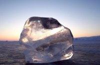 В Житомирской области в глыбе льда нашли тело мужчины, пропавшего в ноябре прошлого года