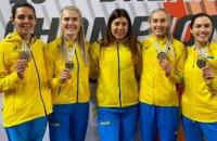 На чемпіонаті з легкої атлетики у Туреччині спортсмени Дніпропетровщини завоювали 4 медалі