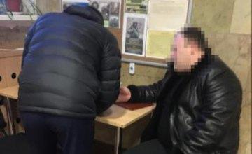 Следователь Днепровского райуправления незаконно «упрятал» за решетку четырех человек