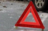 На Днепропетровщине ВАЗ сбил пешехода: разыскиваются свидетели ДТП