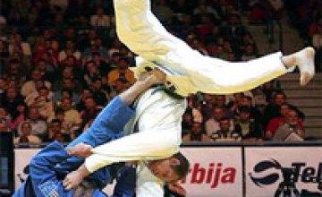Днепропетровец Дмитрий Полянский завоевал бронзовую медаль на Кубке Мира по дзюдо