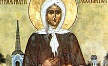 Сегодня в православной церкви молитвенно чтут память блаженной Ксении Петербургской