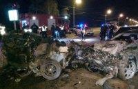 Тройное ДТП в Днепре: двое погибших, один травмирован (ФОТО)