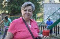 Жители ул. Кедрина, 47 благодарят команду «ОП-ЗА ЖИЗНЬ» за порядок на детской площадке