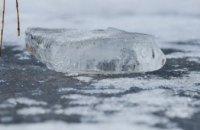 На водоемах Днепропетровщины с начала зимы погибли 13 человек